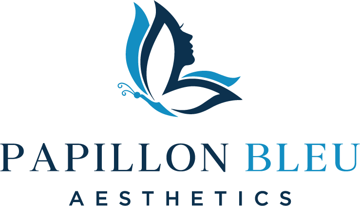 Retina Logo Papillon Bleu