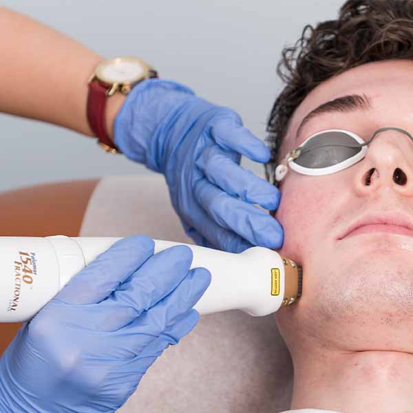 Skin Renewal, Anti-Aging Treatments, Anti-Aging, Fractional 1540 Laser