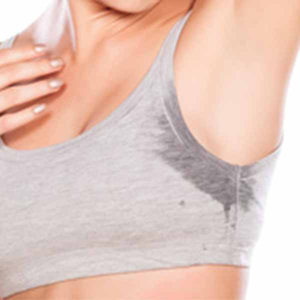 Excessive Sweating, Hyperhidrosis, Sweat Reduction,
