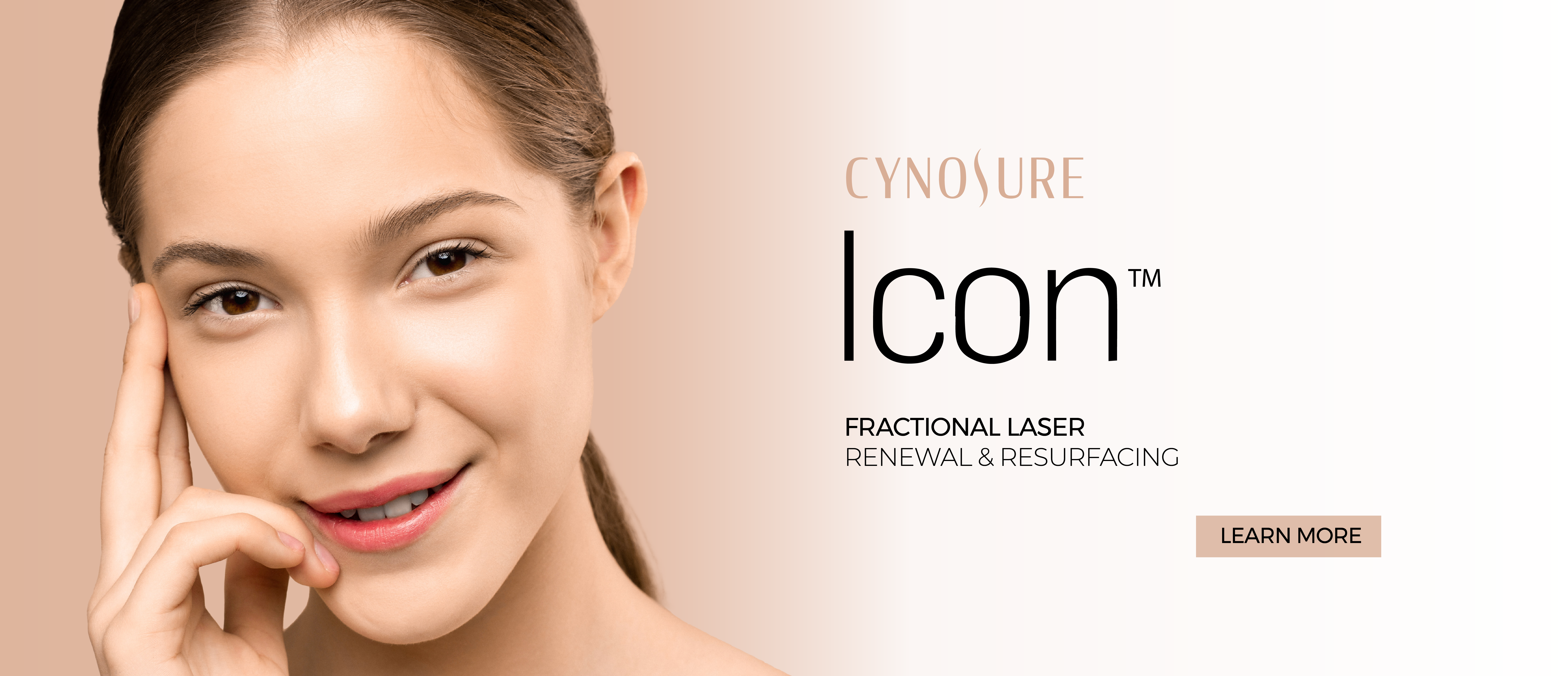 Fractional Laser Renewal & Resurfacing Treatment with ICON Laser Technology from Cynosure, available at Papillon Bleu Aesthetics in Coquitlam, British Columbia Canada